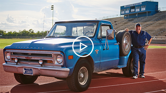 Chevrolet Truck Legends: Recruitment Video