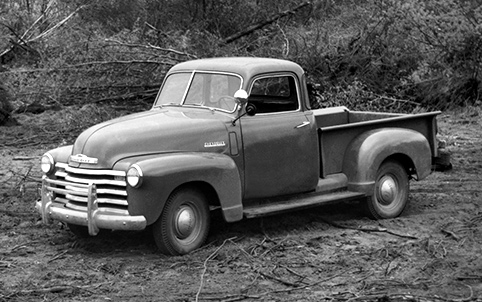 1947 Chevrolet 3100 Series Gallery Side View