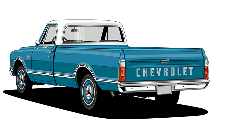 what year was the chevy cheyenne made